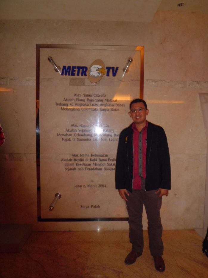In Metro TV